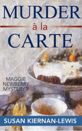 Murder à la Carte book
