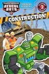 Transformers Rescue Bots Training Academy Construction