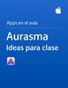 Apple Education - Aurasma Ideas para clase ilustraciГіn