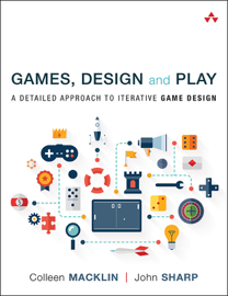 Games, Design and Play book
