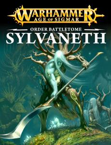 Battletome: Sylvaneth Libro Cover