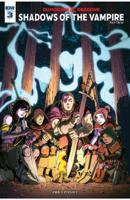 Jim Zub - Dungeons & Dragons: Shadows of the Vampire (2016) #3 artwork