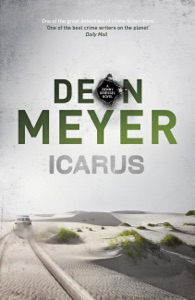 Icarus Door Deon Meyer Boekomslag