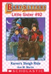 Karens Sleigh Ride Baby-Sitters Little Sister 92