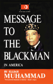 Message To The Blackman In America book