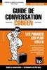 Guide de conversation Français-Coréen et mini dictionnaire de 250 mots