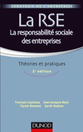 La RSE - La responsabilité sociale des entreprises - 2e éd.