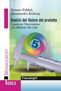 Analisi del Valore del prodotto. 5 passi per l'innovazione e la riduzione dei costi Copertina del libro