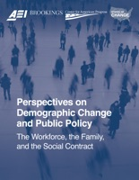 Perspectives on Demographic Change and Public Policy