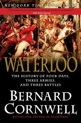 Bernard Cornwell - Waterloo