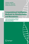 Computational Intelligence Methods For Bioinformatics And Biostatistics