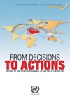 From Decisions To Actions
