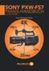 Ulrich Mors - Das Sony PXW-FS7 Praxishandbuch Grafik