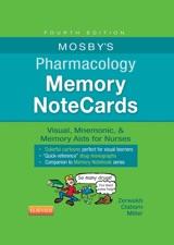 Mosby S Pharmacology Memory Notecards E Book By Joann Zerwekh Msn