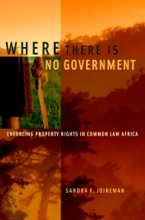 Where There Is No Government