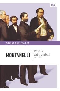 L'Italia dei notabili - 1861-1900 Book Cover