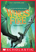 Wings of Fire Book 6: Moon Rising