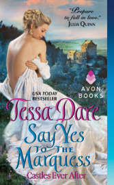 Say Yes to the Marquess book