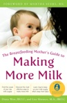 The Breastfeeding Mothers Guide To Making More Milk Foreword By Martha Sears RN