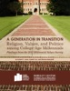 A Generation In Transition: Religion, Values, And Politics Among College-Age Millennials