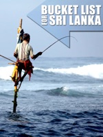 Bucket List for Sri Lanka