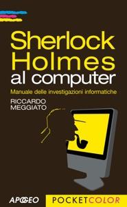 Sherlock Holmes al computer Book Cover