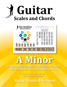 Guitar Scales and Chords - A Minor Summary