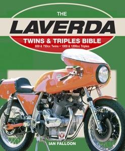 Laverda Twins & Triples Bible Book Cover