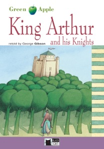 King Arthur and his Knights Book Cover