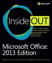 Microsoft® Office Inside Out