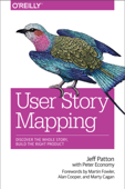 User Story Mapping Book Cover