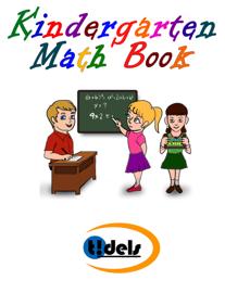 Kindergarten Math Book book