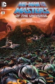 HE-MAN AND THE MASTERS OF THE UNIVERSE (2013- ) #3
