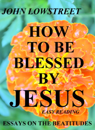 How To Be Blessed By Jesus book