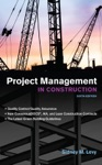 Project Management In Construction Sixth Edition