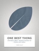 Orientation eBook: Assisting Transition for Children with Autism