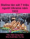 Staline Tn St 7 Triu Ngi Ukraine Nm 1933