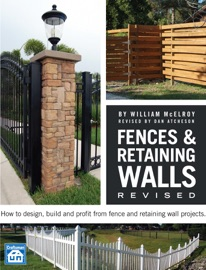 Fences Retaining Walls Revised