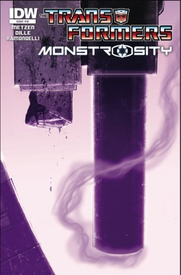 Transformers: Monstrosity #10