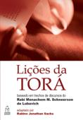 LIÇÕES DA TORÁ Book Cover