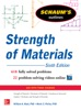Schaum's Outline of Strength of Materials, 6th Edition (Enhanced Edition)