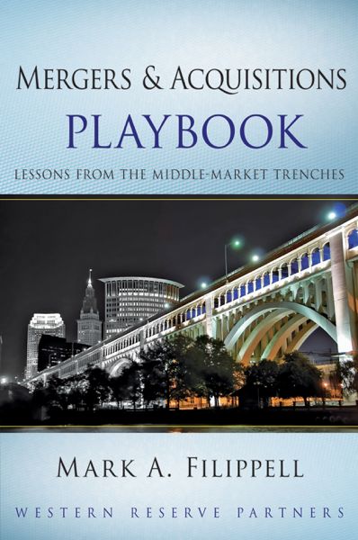 Mark A. Filippell - Mergers and Acquisitions Playbook PDF Download