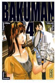 Bakuman - Tome 4