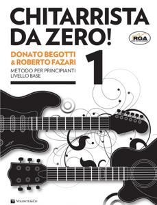 Chitarrista da Zero! 1 Copertina del libro