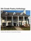 6th Grade Poetry Anthology