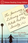 The Guernsey Literary And Potato Peel Pie Society Random House Readers Circle Deluxe Reading Group Edition
