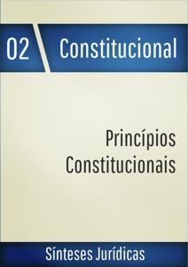 Princípios constitucionais Book Cover