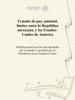 SecretarГa de Cultura - Tratado de paz, amistad, limites entre la RepГєblica mexicana, y los Estados-Unidos de AmГ©rica ilustraciГіn