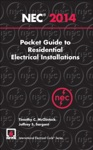 2014 NEC Pocket Guide To Residential Electrical Installations