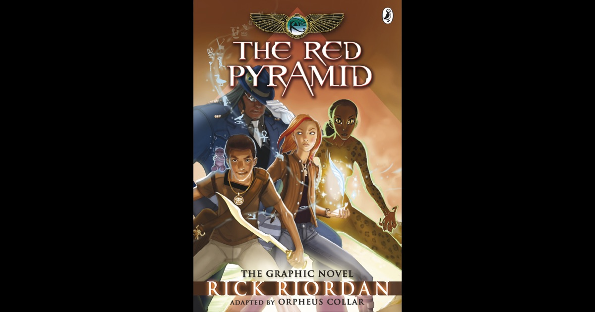 the red pyramid graphic novel pdf download
